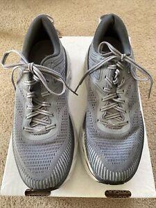 HOKA ONE ONE Bondi 7 Men's Running Shoe Wild Dove, Size US 9.5 EU 43 1/2 U.K. 9