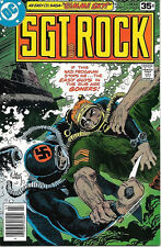 Sgt. Rock Comic Book #314, DC Comics 1978 NEAR MINT