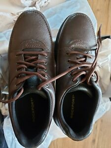 Men's Sneakers Rockport World Tour Classic Everyday Casual Shoe brown us 9 XW