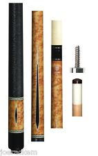 New McDermott Lucky Cue L57 or L-57 - Free 1x1 Hard Case & FREE SHIP