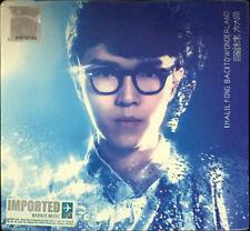 KHALIL FONG 方大同 Back To Wonderland 回到未來 2013 MALAYSIA HK DIGIPAK CD + DVD NEW