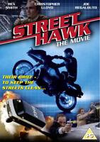 Street Hawk: The Movie DVD (2011) Rex Smith, Vogel (DIR) cert PG ***NEW***