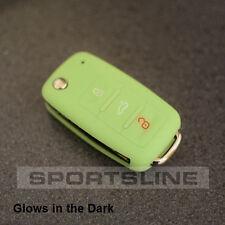 New VW Seat Skoda Key Cover Case Remote Fob Shell Bag Hull Skin Protector Car 57