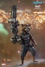 PREORDER Hottoys MMS411 GUARDIANS OF THE GALAXY VOL. 2 ROCKET DX 1/6 Figure Hot