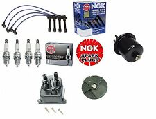 Tune Up Kit Gas Filter Cap Rotor NGK Wires & Plugs Civic EX 1.6 96-00 D16Y8