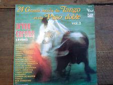 Primo Corchia 24 grands succès du Tango et du Paso doble  2 vinyles 33 tours