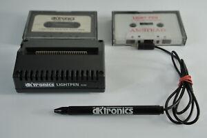 dk` tronics LIGHTPEN ROM version Amstrad CPC 464 TROJAN Products UNTESTED