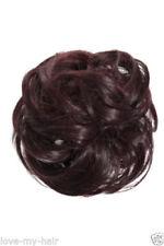 Perruques, extensions et matériel noir court ondulés pour femme