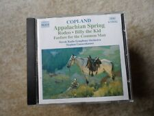 -Copland: Appalachian Spring, Rodeo - Fanfare for the Common Man - CD