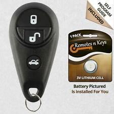 For 2006 2007 Subaru B9 Tribeca Legacy Outback Car Remote Alarm Control Key Fob