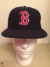 NEW ERA 59FIFTY 6 7/8 BOSTON RED SOX AUTHENTIC MLB FITTED CAP