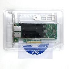 Intel X540-T2 Netzwerkkarte PCI-Express Kupferdraht 10 Gbps Dual-RJ45-Ports
