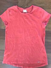 Zara Girls Collection Size 152 11/12 Short Sleeve Red T-Shirt