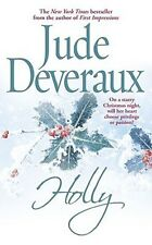 Holly - Jude Deveraux PB VGC Torn between two lovers ~ Passion & danger