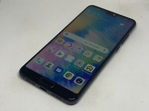Huawei P20 EML-L09 128GB Black (Unlocked GSM) Android 4G LTE Smartphone GOOD