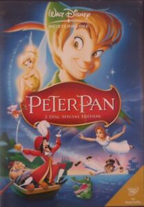 DVD Walt Disney Peter Pan - 2 Disc Spezial Edition