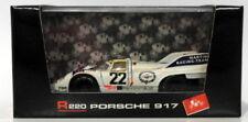 Véhicules miniatures blancs Brumm pour Porsche