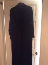 Misguided Long Spring Blazer Black Size 6
