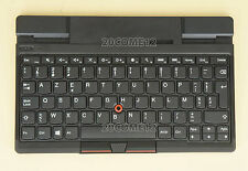 New for Lenovo Thinkpad Tablet 2 Bluetooth keyboard with stand Belgian Clavier