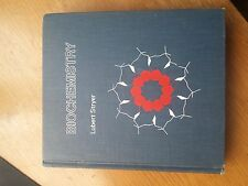 BIOCHEMISTRY by Lubert Stryer (1975, Hardcover) 1st Edition RARE & COLLECTIBLE