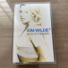 Kim Wilde Now & Forever Korea Cassette 1996 New and Sealed