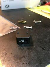 Denon 103 103R series DIY cartridge body, satin black