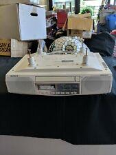 Sony ICF-CD513 FM/AM CD Clock Radio