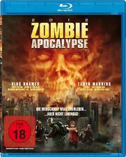 2012 Zombie Apocalypse | Blu-ray | NEU