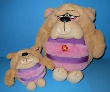 "Adorable Bulldog Jay at Play Koo Koo Kennel Plush Stuffed Puppy Dogs 6"" n 18"""