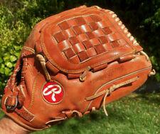 "New listing $150 Rawlings Pro Premium 13"" Softball USA Baseball mitt Gold Glove primo Japan"