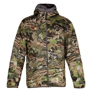 Under Armour Brow Tine ColdGear® Infrared Jacket Forest Camo  (XL) 1316741-940