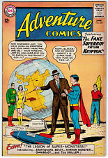 Adventure Comics #309 F-VF 7.0 The Fake Superboy From Krypton!