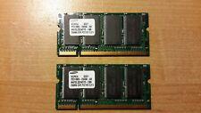 Laptop Samsung Pc2100S-25330-A0 (2x256Mb) Ddr Pc2100 Cl2.5 Ram Memory