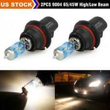 2Pcs HB1 9004 5000K Headlight High Low Beam Lights Bulb High Power 65/45W
