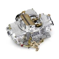 Holley Carburetor 0-80508SA; 750 cfm Vacuum Secondary Electric Choke Polished