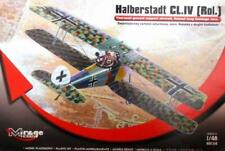 MIRAGE HOBBY 1/48 HALBERSTADT CL.IV (Rol) with etched details WWI