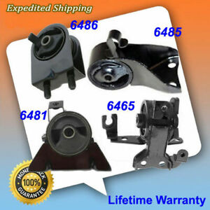 02-03 Mazda Protege5 2.0L Engine Motor & Trans. Mount 4PCS for Manual Trans.M102
