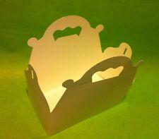 20 kl.Karton f. Rest-Kuchen,Muffins, Häppchen,Gastgeschenk ,Hochzeit Geburtstag