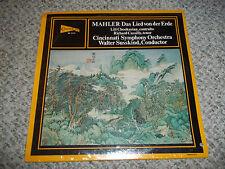 Mahler: Das Lied von der Erde Sealed LP Walter Susskind Candice Records FastShip