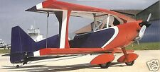 "Model Airplane Plans (RC): Ultimate 100-300 Winner 49""ws .60-.80ci Engine & 4-ch"