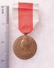 Belgium WW I National Food Distribution Assist Medal
