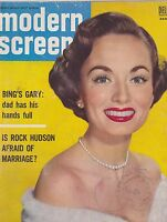 AUG 1954  MODERN SCREEN vintage movie magazine ANN BLYTH