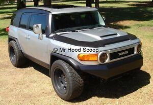 2007-2014 Hood Scoop for Toyota Fj Cruiser By MRHoodScoop UNPAINTED HS009