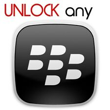 Unlock Any Blackberry Model to Any Network Including 9900,9790,9700,9360,8520