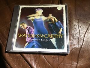 Waterson Carthy - Common Tongue CD (1997) Topic Records