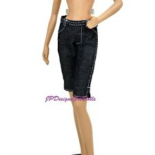 Barbie Top Model Muse Denim Knee High Jeans NO DOLL