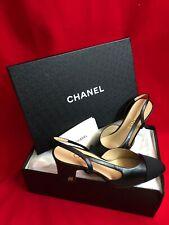 Chanel Slingback Shoes
