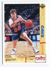 1993 Upper Deck French McDonald's #28 Mark Price Cavs carte NBA Basketball