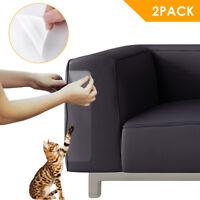 2 Pack Pet Cat Scratch Guard Mat Cat Scratching Post Furniture Sofa Protector QM