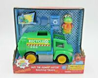 RYAN'S WORLD GUS THE GUMMY GATOR RECYCLE TRUCK Jada Pocketwatch